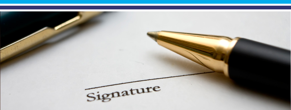 Hire purchase agreement banner
